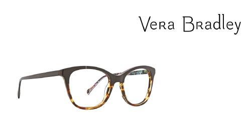 Miniatura gafa + logo Vera Bradley